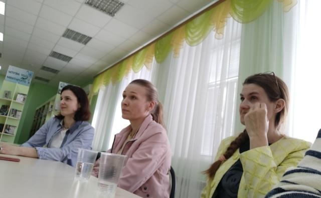 Родительский клуб в Борисовке
